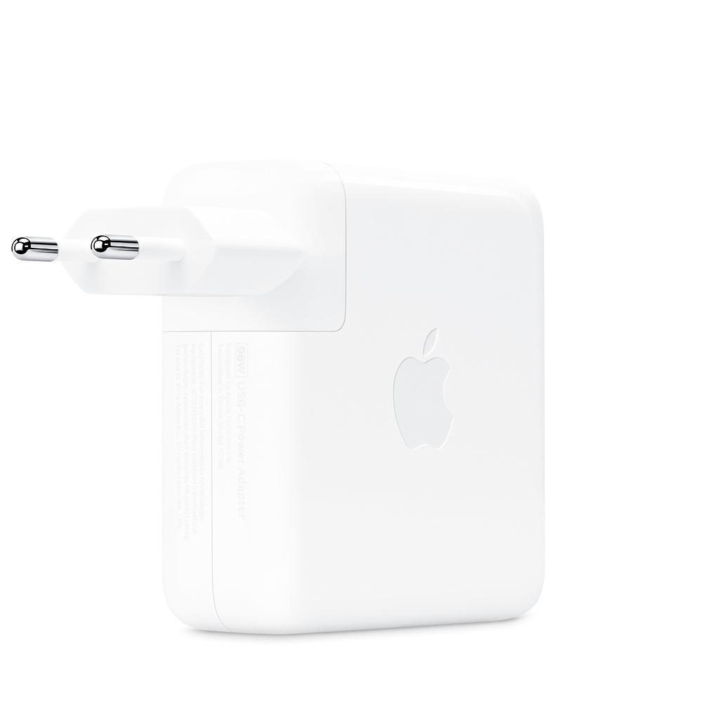 Адаптер питания USB‑C (Блок питания) мощностью 96 Вт (White) MX0J2