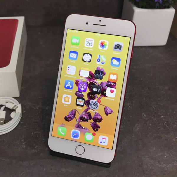 iPhone 7 Plus 128Gb Product Red Б/У