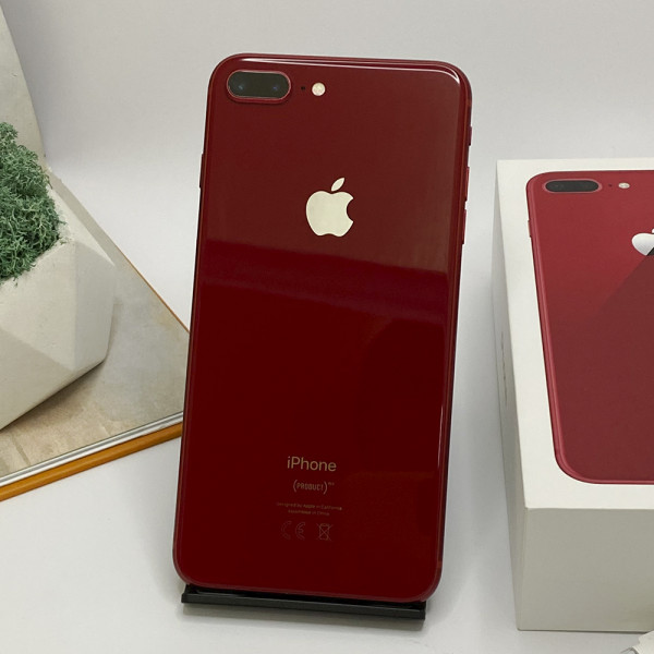 iPhone 8 Plus 64Gb Product Red Б/У