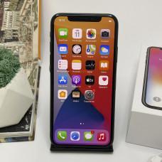 iPhone X 256Gb Space Gray Б/У