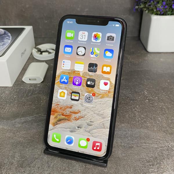 iPhone Xr 256Gb Black Б/У