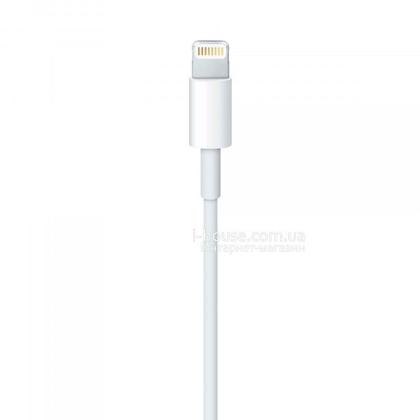 Оригинальный кабель Apple Lightning to USB для зарядки iPhone 5, 5S, 6, 6 Plus, 6s, 6s, Plus, 7, 7 Plus, 8, 8 Plus, X (10), XS, XR, 11 Pro Max, iPad 4, Air, mini, Pro, 7, AirPods, Mac