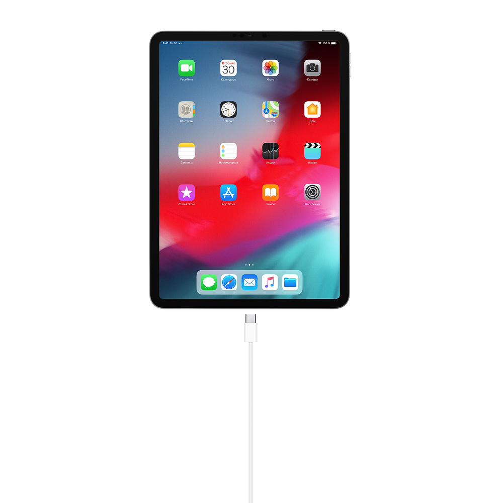 Кабель для зарядки Mac / iPad Apple USB-C Charge Cable (1м) (MUF72)