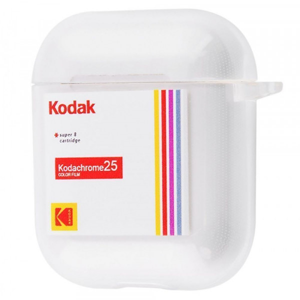 Чехол для AirPods 1/2 Travel (Kodak)