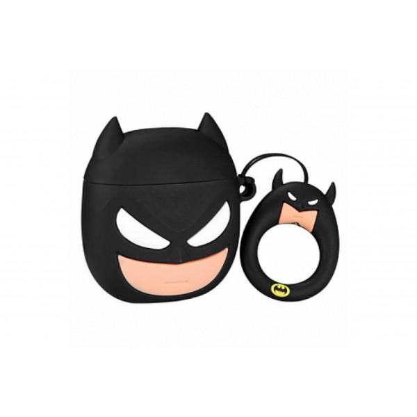 Чехол на AirPods Toys Batman Black