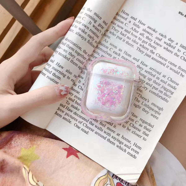 Чехол на AirPods 1/2 Aquacase Beauty Pink