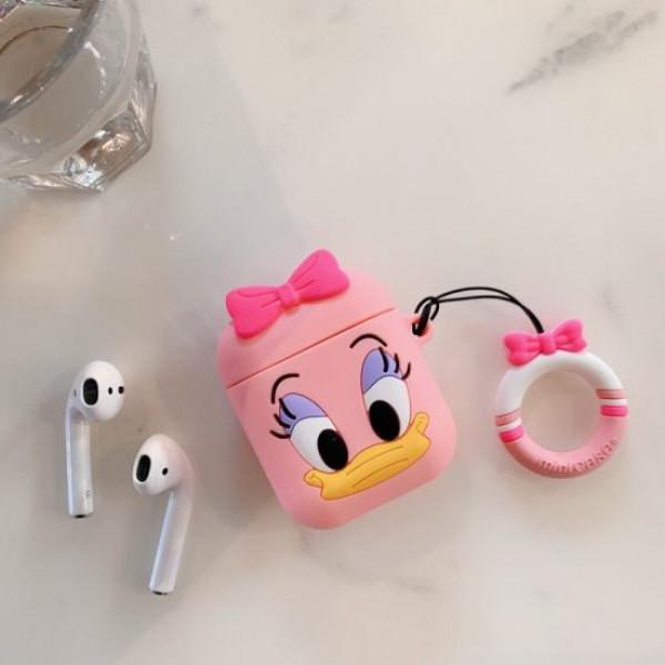 Чехол на AirPods Disney/Donald Pink