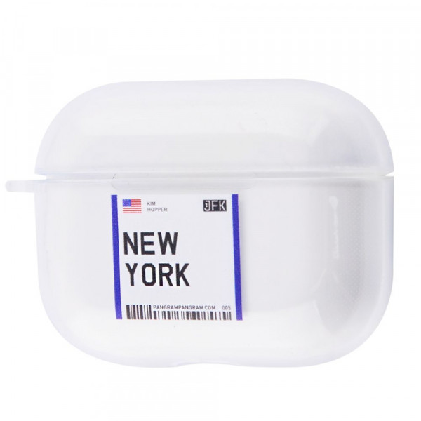 Чехол для AirPods Pro Travel (New York)