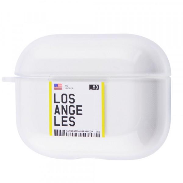 Чехол для AirPods Pro Travel (Los Angeles)