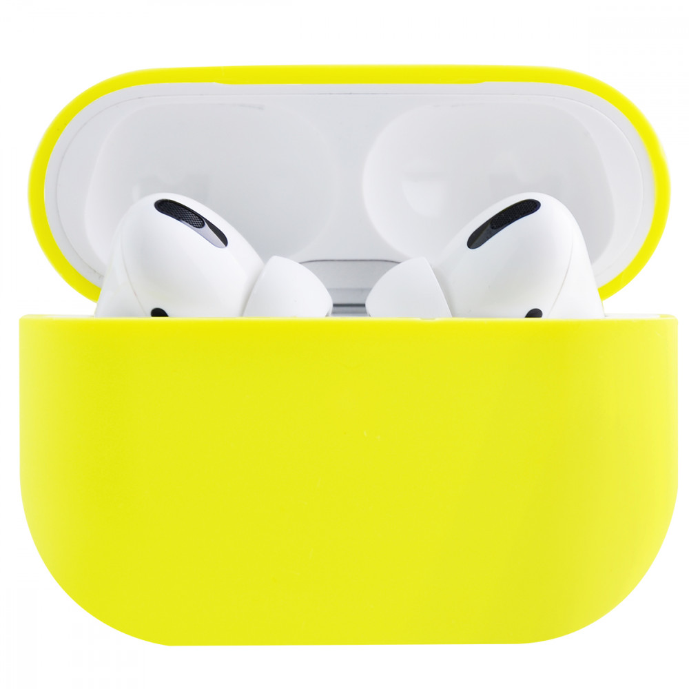 Чехол для AirPods Pro Silicone Slim Case (Flash)