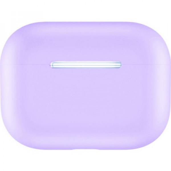 Чехол для AirPods Pro Silicone Slim 2 Color (Glycine)