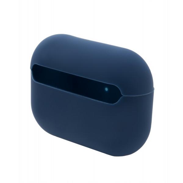 Чехол для AirPods Pro Silicone Slim Case (Midnight Blue)