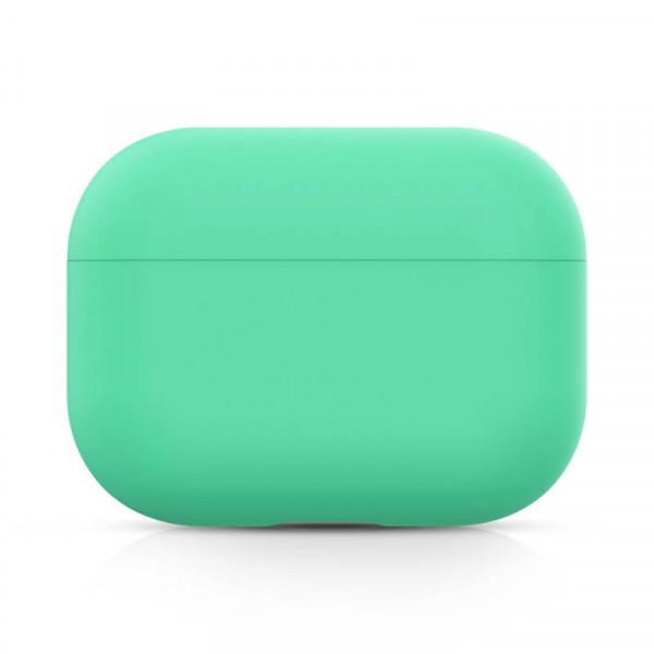 Чехол для AirPods Pro Silicone Slim Case (Spearmint)