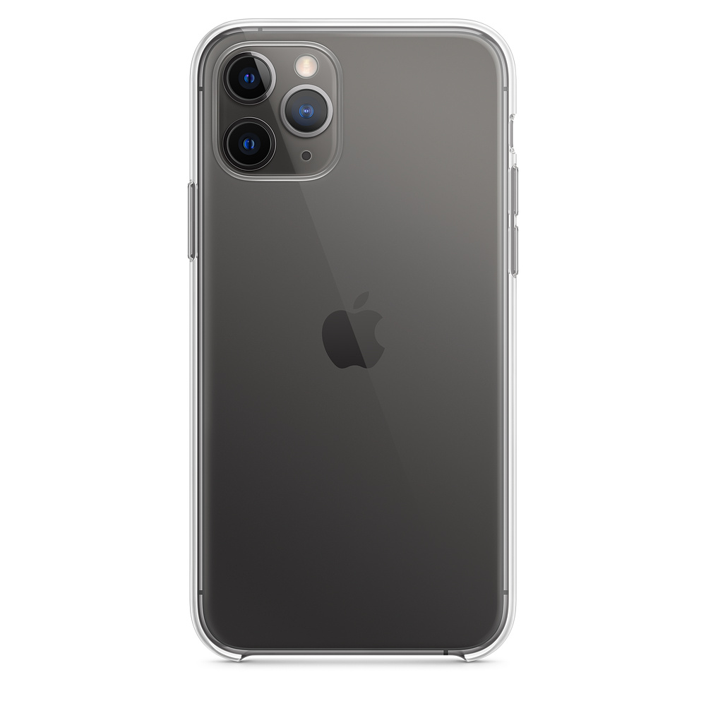 Чехол Clear Case для iPhone 11 Pro (Transparent)