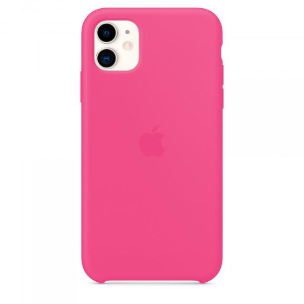 Чехол для iPhone 11 Silicone Case (Dragon Fruit) OEM