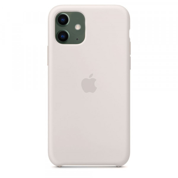 Чехол для iPhone 11 Silicone Case (Stone) OEM