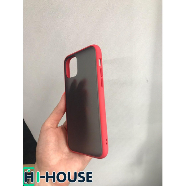 Чехол Gingle Series Case на iPhone 11 (Red)