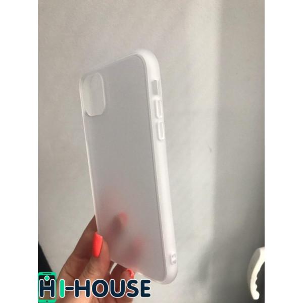 Чехол Gingle Series Case на iPhone 11 (White)