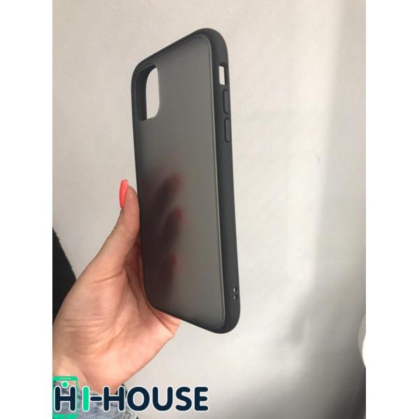 Чехол Gingle Series Case на iPhone 11 (Black)