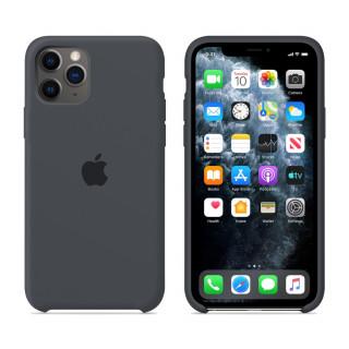 Чехол для iPhone 11 Pro Silicone Case (Charcoal Grey) OEM