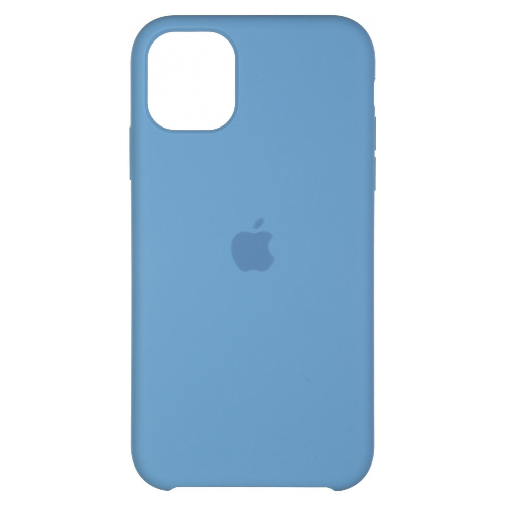Чехол для iPhone 11 Pro Silicone Case (Cornflower) OEM