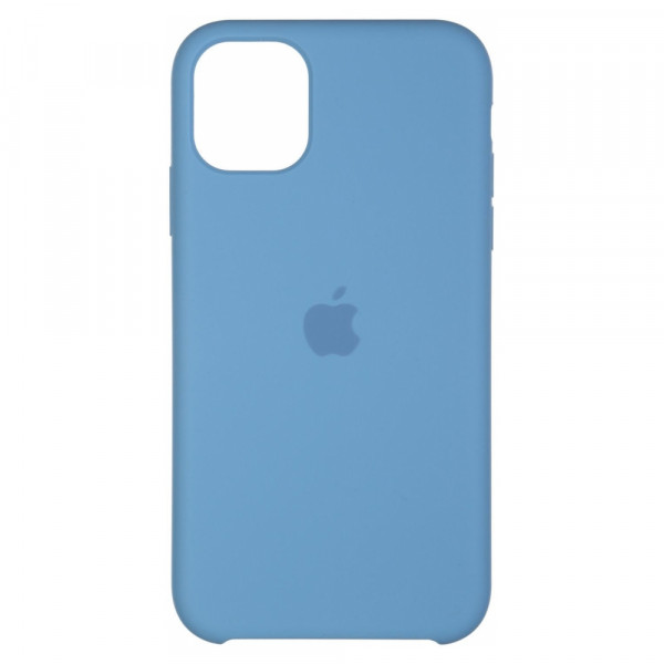 Чехол для iPhone 11 Pro Silicone Case (Cornflower) OEM