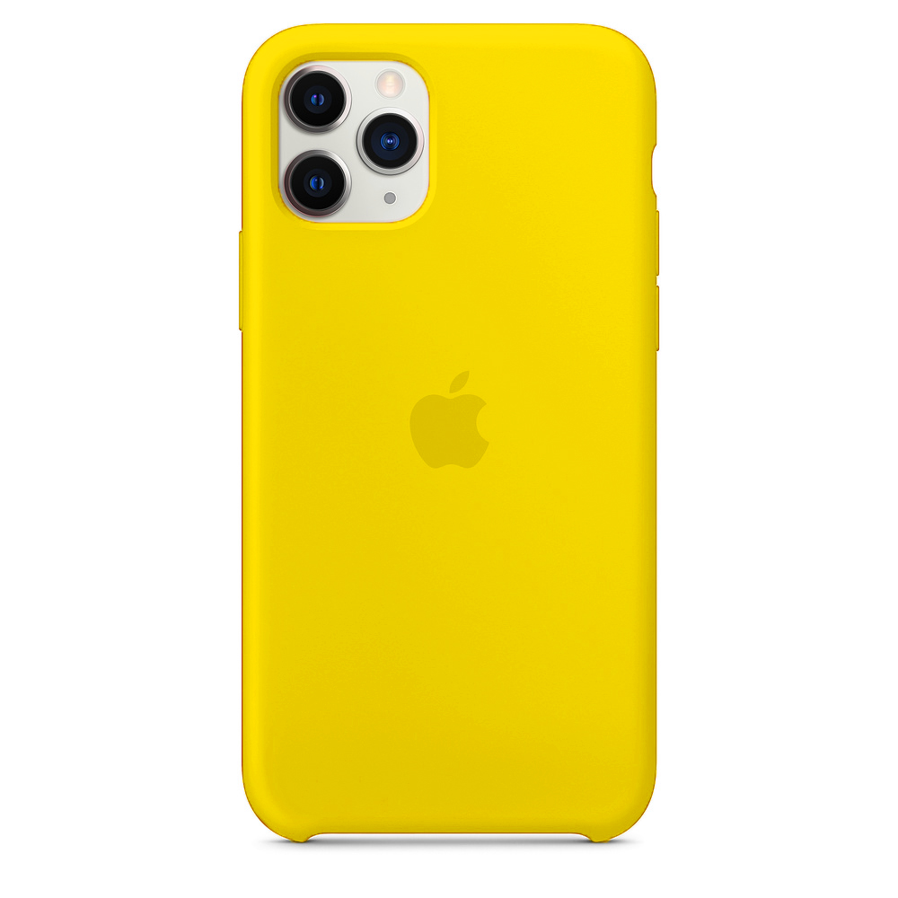 Чехол для iPhone 11 Pro Silicone Case (Flash) OEM