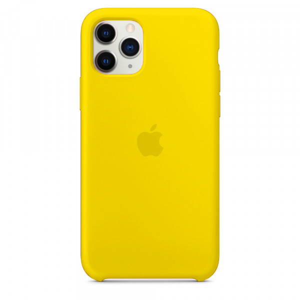 Чехол для iPhone 11 Pro Max Silicone Case (Flash) OEM