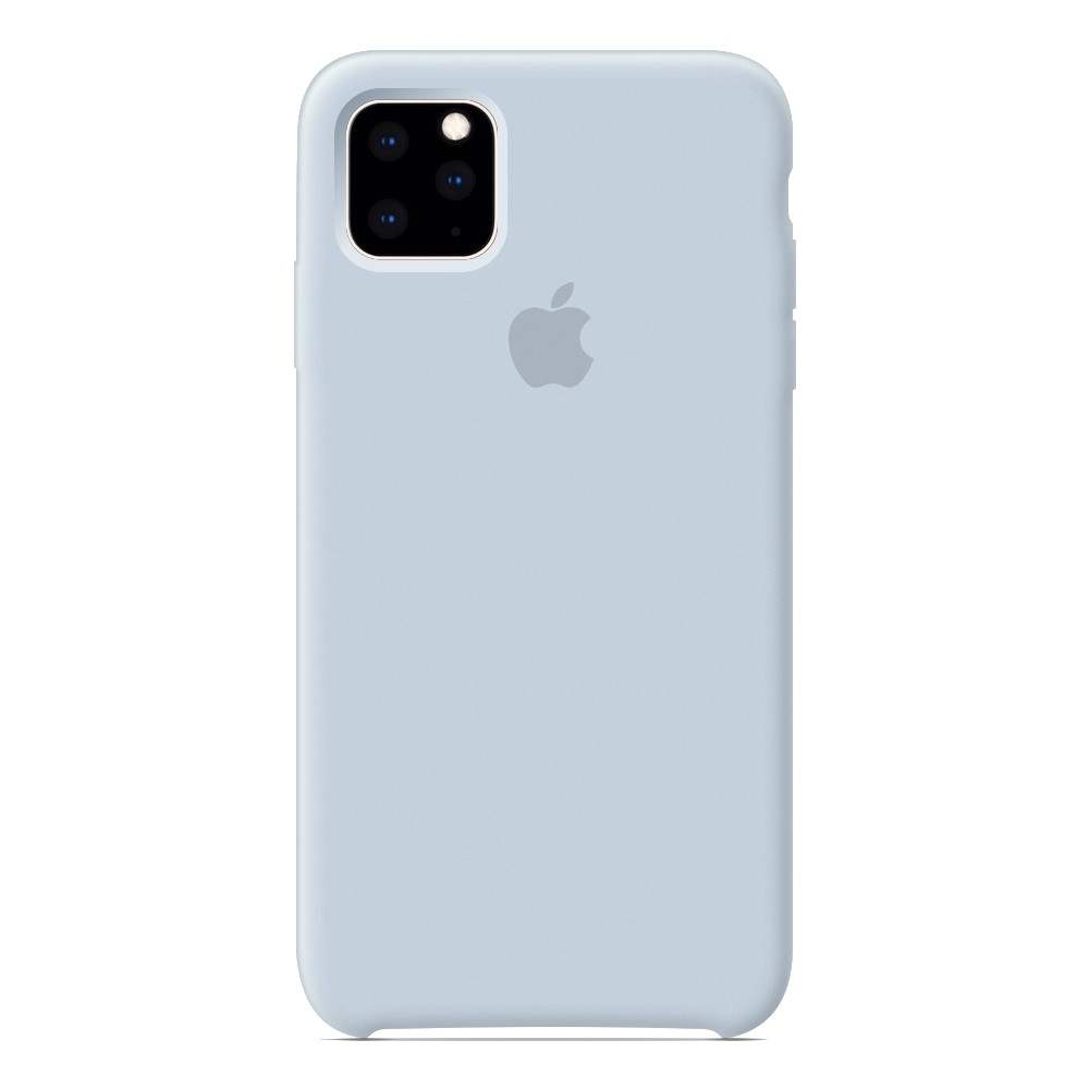 Чехол для iPhone 11 Pro Silicone Case (Lilac Cream) OEM