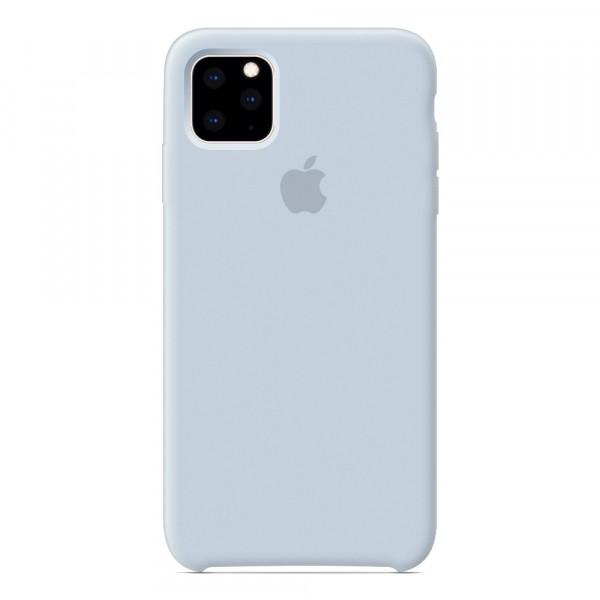 Чехол для iPhone 11 Pro Silicone Case (Lilac Cream) OEM