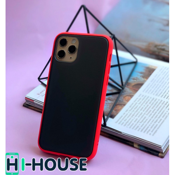 Чехол Gingle Series Case на iPhone 11 Pro Max (Red)