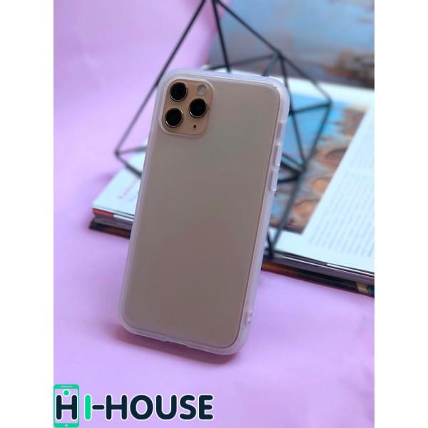 Чехол Gingle Series Case на iPhone 11 Pro Max (White)