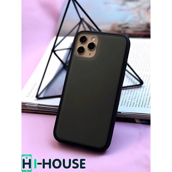 Чехол Gingle Series Case на iPhone 11 Pro Max (Black)