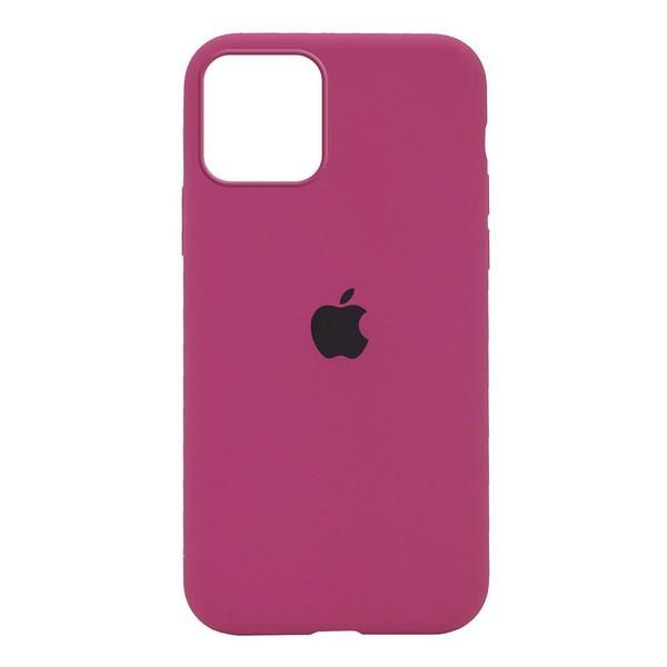 Чехол на iPhone 12 mini Silicone Case Full Dragon Fruit