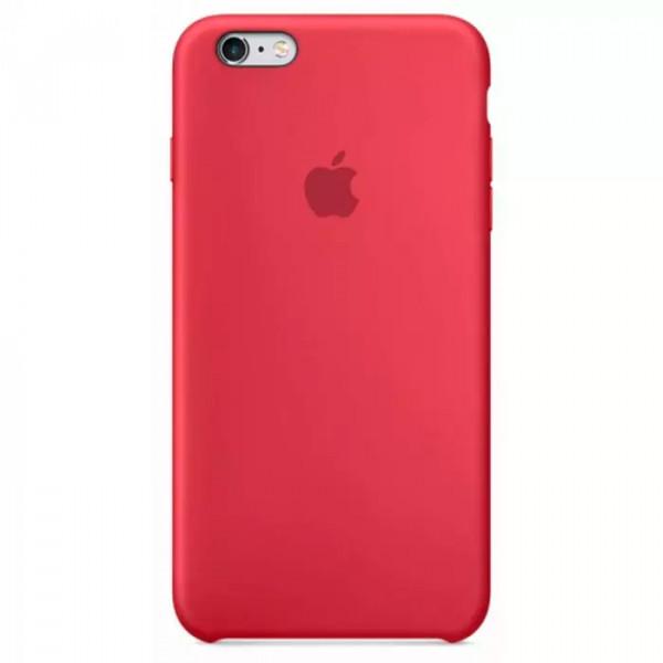 Чехол Silicone Case для iPhone 6/6s (Camellia) OEM