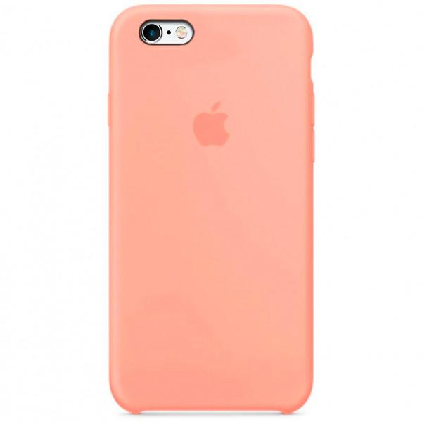Чехол Silicone Case для iPhone 6/6s (Flamingo) OEM