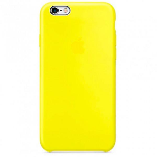 Чехол Silicone Case для iPhone 6/6s (Flash) OEM