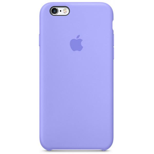 Чехол Silicone Case для iPhone 6/6s (Glycine) OEM