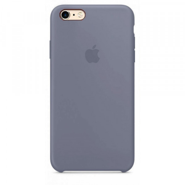 Чехол Silicone Case для iPhone 6/6s (Lavender Grey) OEM