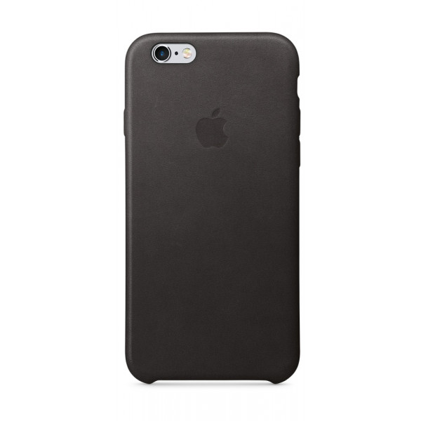 Чехол Good Leather Case для iPhone 6 / 6s (Black)