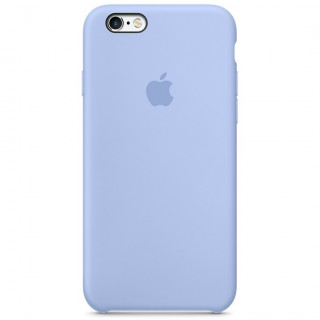 Чехол для iPhone 6 Plus / 6s Plus Silicone Case (Sky Blue) OEM