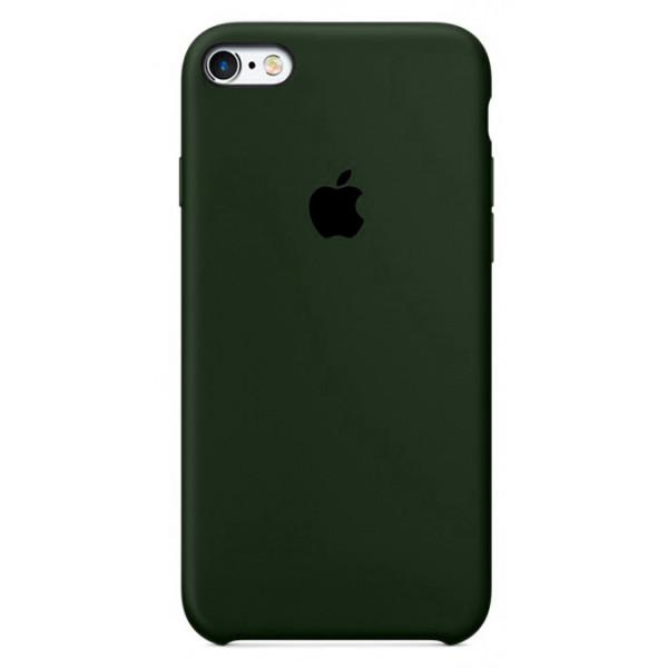 Чехол для iPhone 6 Plus / 6s Plus Silicone Case (Virid) OEM