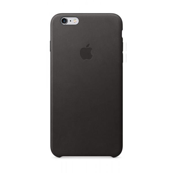 Чехол good Leather Case iPhone 6 Plus / 6s Plus (Black)