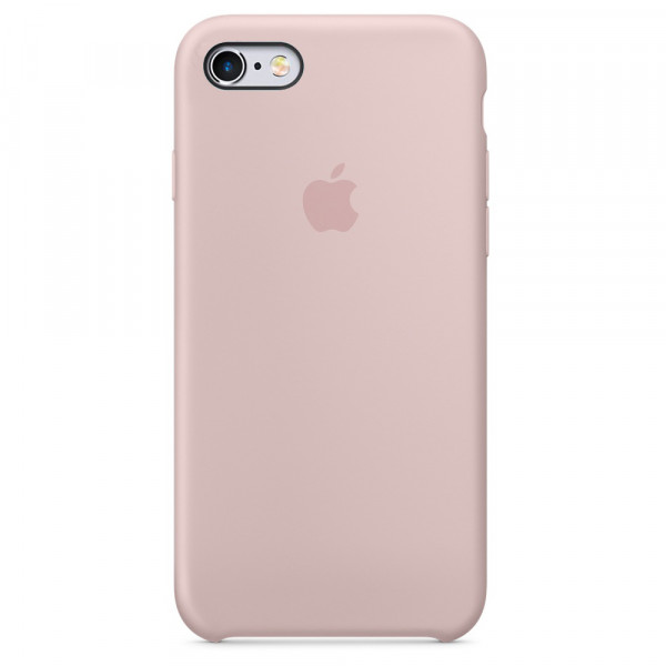 Чехол для iPhone 6 Plus / 6s Plus Silicone Case (Pink Sand) OEM