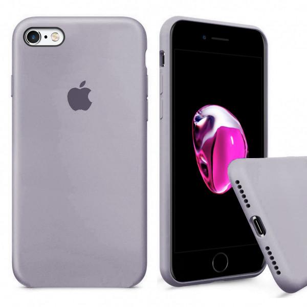 Чехол Silicone Case Full iPhone 6 Plus / 6s Plus (Lavender)