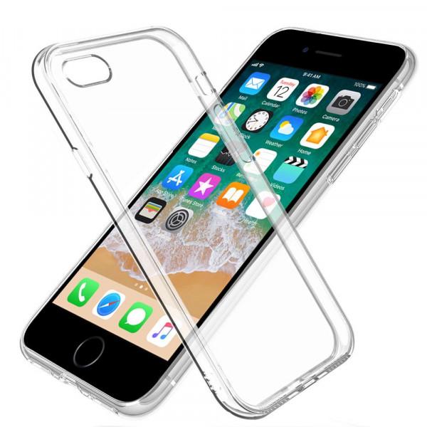 Чехол для iPhone 6 Plus / 6s Plus Simple pure Transparent