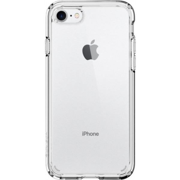 Чехол на iPhone 7 / 8 / SE (2020) Simple pure (Transparent)