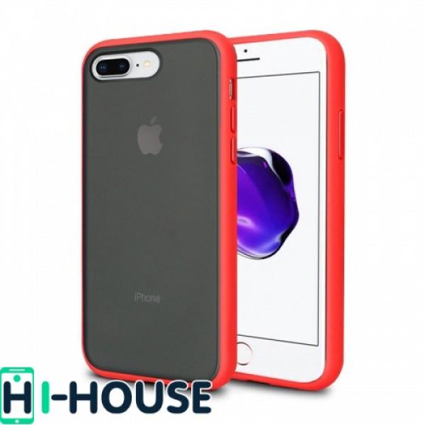 Чехол Gingle Series Case на iPhone 8 Plus/7 Plus (Red)