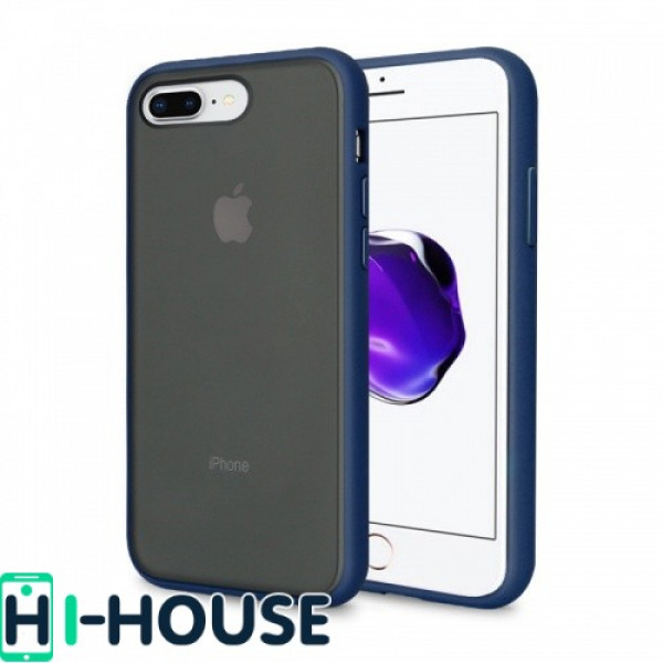 Чехол Gingle Series Case на iPhone 8 Plus/7 Plus (Blue)