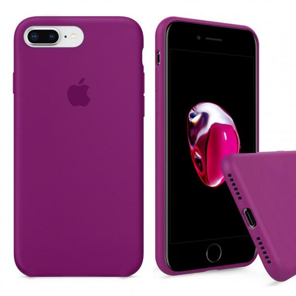 Чехол Silicone Case Full для iPhone 7 Plus / 8 Plus (Dragon Fruit)